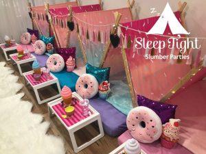 Sleep Tight Slumber Parties