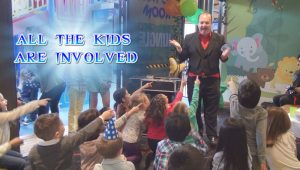 Ardy the Kids Birthday Party Magician