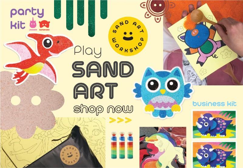 Sand Art Workshop
